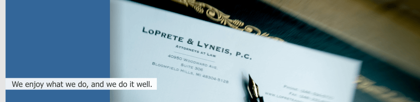 Estate Planning Attorney Michigan